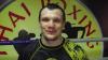 Kickboxerul Serghei Morari este gata pentru un nou test în carieră