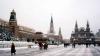 O altfel de iarnă la Moscova! Filmulețul care a devenit viral pe rețelele de socializare (VIDEO)