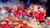 Bucate tradiţionale, suvenire, dulciuri, tombole şi voie bună la un târg caritabil din Capitală