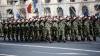 PARADĂ DE AMPLOARE! Militari din Republica Moldova şi alte ţări au defilat la Bucureşti (FOTOREPORT)