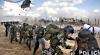 Conflict între poliţie şi minerii din Peru. Oamenii legii le-au nimicit tabăra căutătorilor de aur