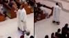 Un preot filipinez a ţinut SĂ-ŞI DISTREZE enoriaşii în timpul liturghiei (VIDEO)
