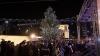 Sărbătoare mare în centrul Capitalei. Cel mai important brad al ţării şi-a aprins luminiţele (VIDEO)