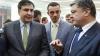 Liderul de la Kiev se implică în SCANDALUL dintre Saakaşvili şi demnitarii ucraineni