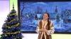 PUBLIKA TV și interpreta Luciana Spînu vă urează Crăciun fericit!