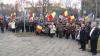 Simt şi trăiesc româneşte! Mai multe persoane au organizat un Marș al Unirii în Chișinău