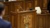 AUDIERI la Parlament pe marginea dosarului fraudelor din sistemul bancar