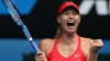 Show de zile mari! Maria Şarapova a organizat un turneu de tenis în scopuri caritabile