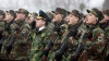 GATA să-şi apere ţara. Sute de tineri au jurat credinţă patriei la Chişinău, Bălţi şi Cahul