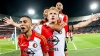 Feyenoord continuă lupta pentru titlu în Olanda, după ce a învins cu 3-0 Heracles Almelo