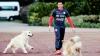 Sanchez profită de perioada de recuperare. Fotbalistul apare într-un filmuleţ cu câinii săi