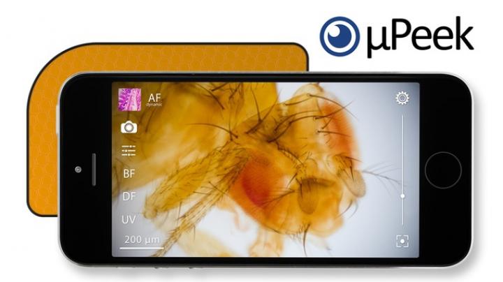 Inedit! Dispozitivul care îţi poate transforma smartphone-ul într-un microscop (VIDEO)