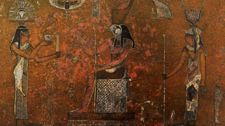 Egiptul a recuperat o stelă faraonică. Experţii au confirmat autencitatea piesei arheologice