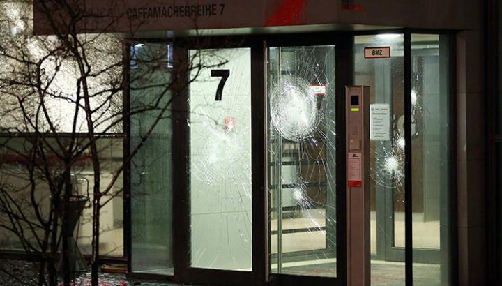Sediul din Hamburg al Facebook a fost vandalizat! Ce mesaj a fost lăsat pe pereţii imobilului