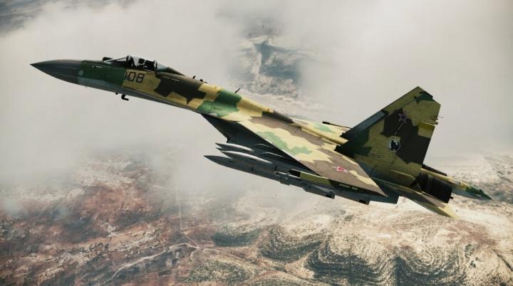 Reacția Rusiei la informațiile că ar construi o bază militară aeriană în oraşul sirian Homs