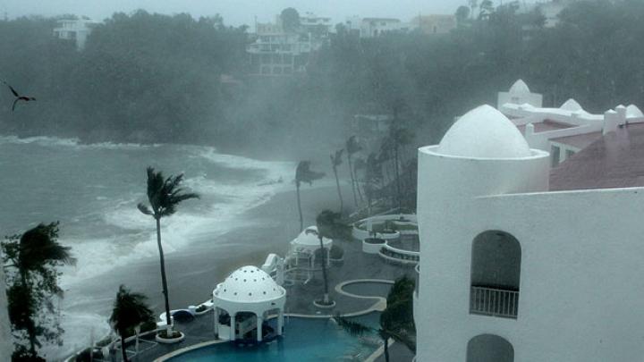 Pagube de milioane de dolari. Cel mai intens ciclon tropical înregistrat vreodată în emisfera vestică