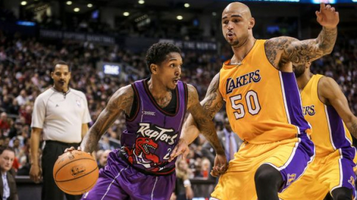 Evoluţie foarte slabă pentru Los Angeles Lakers.  O nouă înfrângere, în duelul cu Toronto Raptors