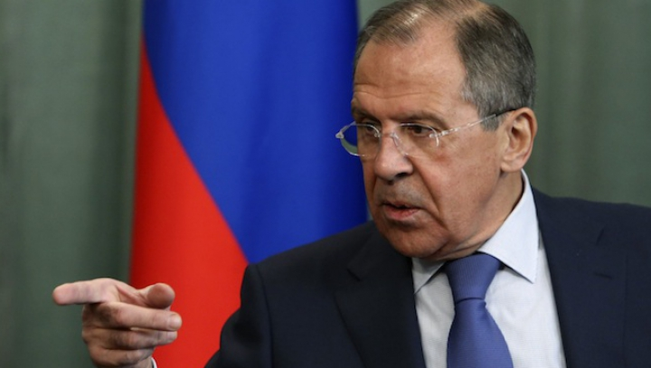 Lavrov: Planurile ISIS nu se limitează la Orientul Mijlociu