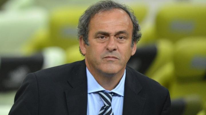 """Scandalul FIFA. Michel Platini """"va fi suspendat cu siguranţă pentru câţiva ani"""""""