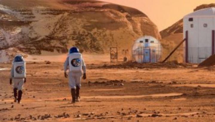 Omenirea, salvată de agricultura extraterestră! E DE NECREZUT ce vrea să ducă NASA pe Marte (FOTO)