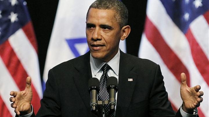 Obama: Al-Assad trebuie să plece pentru a se pune capăt războiului civil