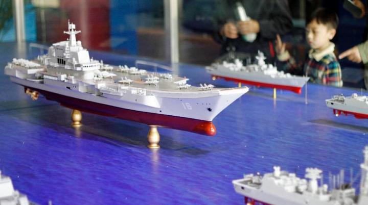 China construieşte un al doilea portavion. Iată care este principalul MOTIV