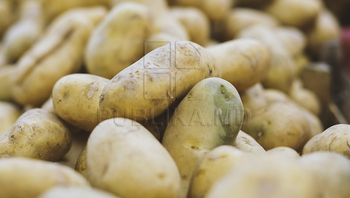 Efectele miraculoase ale cartofilor. Rapid şi simplu poţi scăpa de durere