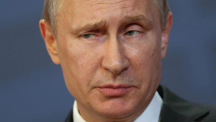 BIZAR. Vladimir Putin ar fi NEMURITOR! Fotografia care face furori pe reţelele de socializare