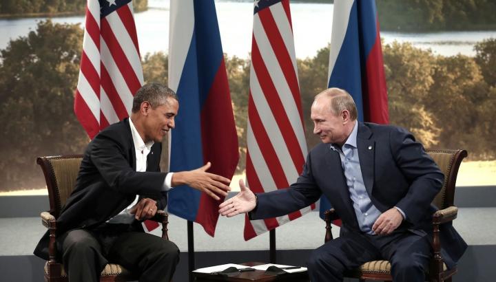 Putin şi Obama au bătut palma! DECIZIA ISTORICĂ luată de cei mai influenţi lideri din lume