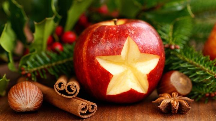 Sunt produse alimentare obișnuite, dar au un gust deosebit în luna decembrie