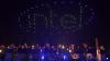 RECORD MONDIAL: Intel a organizat cel mai mare show de lumini cu ajutorul dronelor (VIDEO)