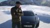 Fotbalistul Mario Gotze şi actorul Jason Statham, copiloţi într-o maşină condusă pe zăpadă (VIDEO)