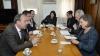 Discuții la București despre Republica Moldova. Victoria Nuland, interesată de situația din țara noastră