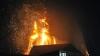 Un hotel din sud-vestul Chinei, cuprins în totalitate de flăcări (VIDEO)