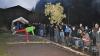 Oraşul german Weidenthal a găzduit o nouă ediţie a Campionatului Mondial la aruncarea brazilor (VIDEO)