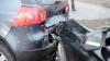 Accident în regiunea Aeroportului din Chişinău. O femeie a fost spitalizată