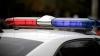 DEZASTRU CU GIROFAR! Momentul în care o maşină a poliţiei provoacă un accident rutier grav (VIDEO)