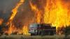 Vremea face ravagii pe Glob. Incendii şi secetă în Emisfera sudică