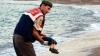 Peisaj înfiorător pe o plajă din Turcia: Cadavrele a mai multor copii, aduse de ape