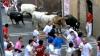 Tradiția nebună a coridelor în Peru. Mai mulți oameni au fost luați în coarne de taurii fioroși