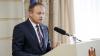 Preşedintele Parlamentului Andrian Candu: Mai întâi stabilitatea politică, şi apoi jocurile politice