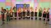 PUBLIKA TV a fost colindată de ansamblul Mărgăritare din Puhoi (VIDEO)