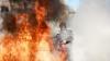 Moarte cumplită pentru o bătrână din Ialoveni. A ars de vie în propria casă în urma unei EXPLOZII