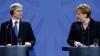 Angela Merkel şi Dacian Cioloş s-au întâlnit la Berlin. A fost discutată şi situaţia politică din Moldova