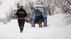 NO COMMENT: Ninge neîncetat. Moldova a fost lovită de iarna grea (VIDEO)