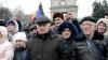 Sute de veterani de război participă la asigurarea ordinii publice la protestele din PMAN