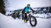COMPETIŢIE EXTREMĂ în munţii Alpi! Cu bicicleta pe un traseu de schi