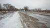 CONDIŢII DIFICILE pe traseele naţionale. Şoferii sunt nemulţumiţi că drumurile sunt necurățate (FOTO)