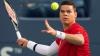 Spectacol la Australian Open! Milos Raonic  s-a calificat în semifinalele competiției