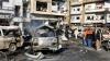 Cel puţin 22 de morţi şi peste 100 de răniţi într-un dublu atentat sinucigaş